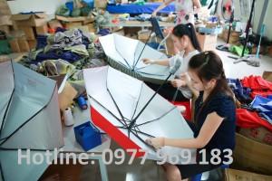 Xưởng ô dù cầm tay